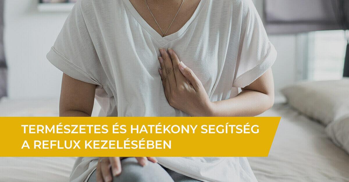 Khoga.9 - természetes segítség gyomorégésre és refluxra