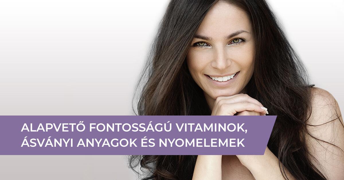 VitaMo női multivitamin gyógynövény kivonatokkal